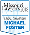 Logo Recognizing Foster Wallace, LLC's affiliation with Missouri Lawyers