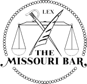Logo Recognizing Foster Wallace, LLC's affiliation with the Missouri Bar